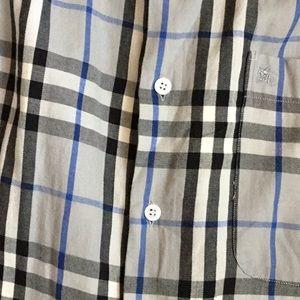 Burberry Shirts - Authentic Burberry short sleeve shirt